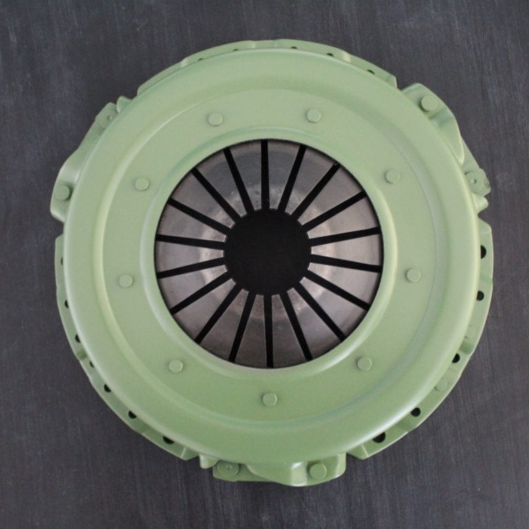 Heavy duty TDI clutch cover