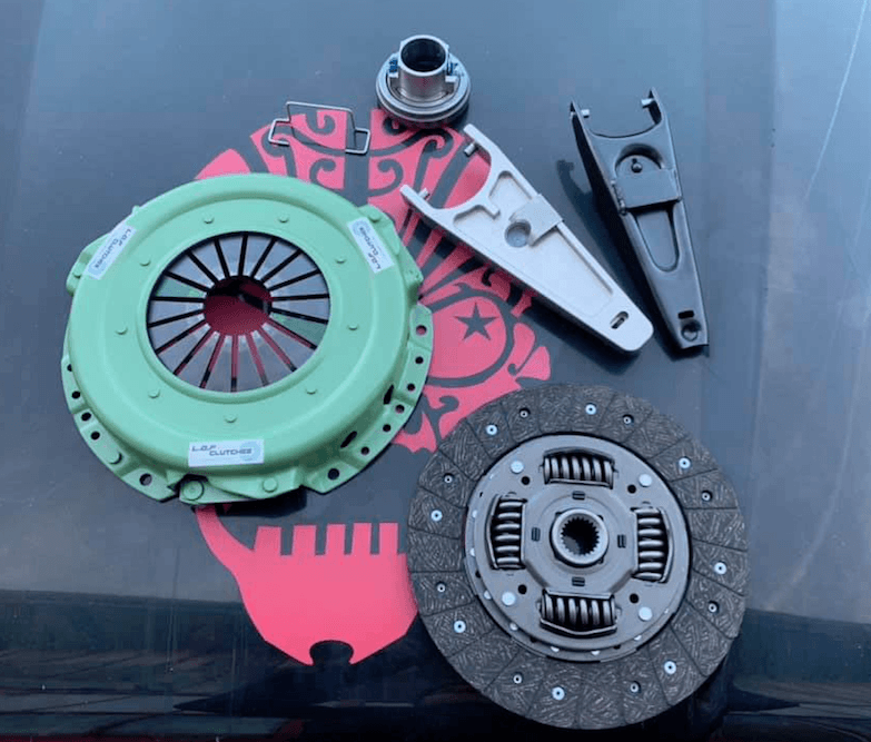 2.8 TGV HS International Clutch kits!