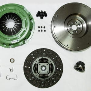 LOF Td5 ROADspec Solid mass flywheel kit