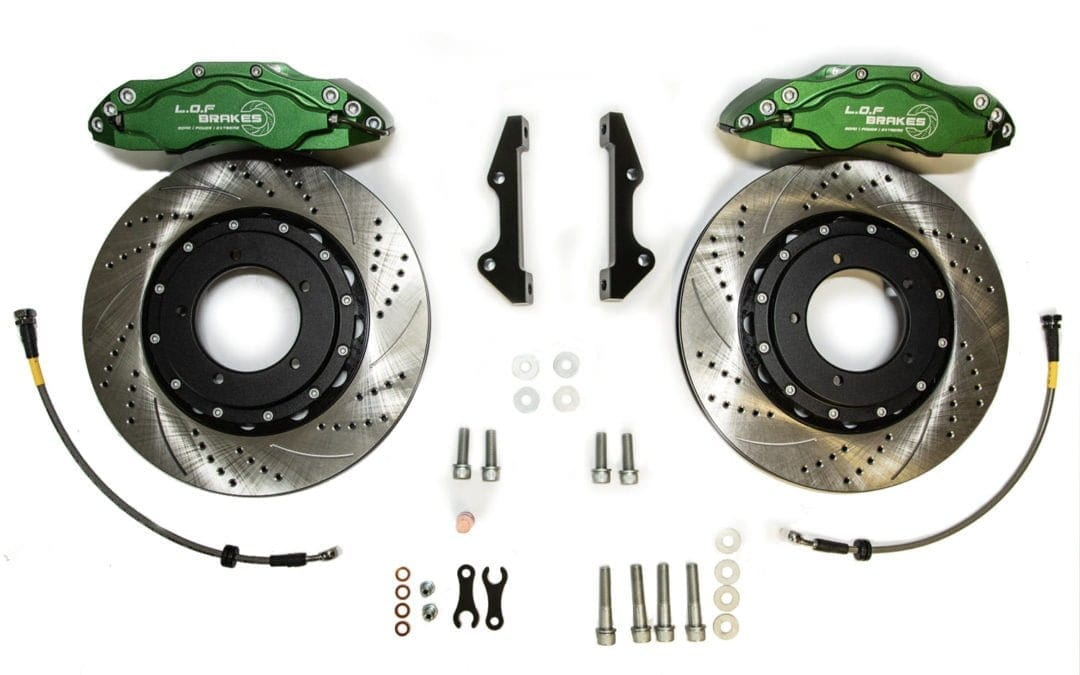 Coming Soon: The all new LOF Brake Range