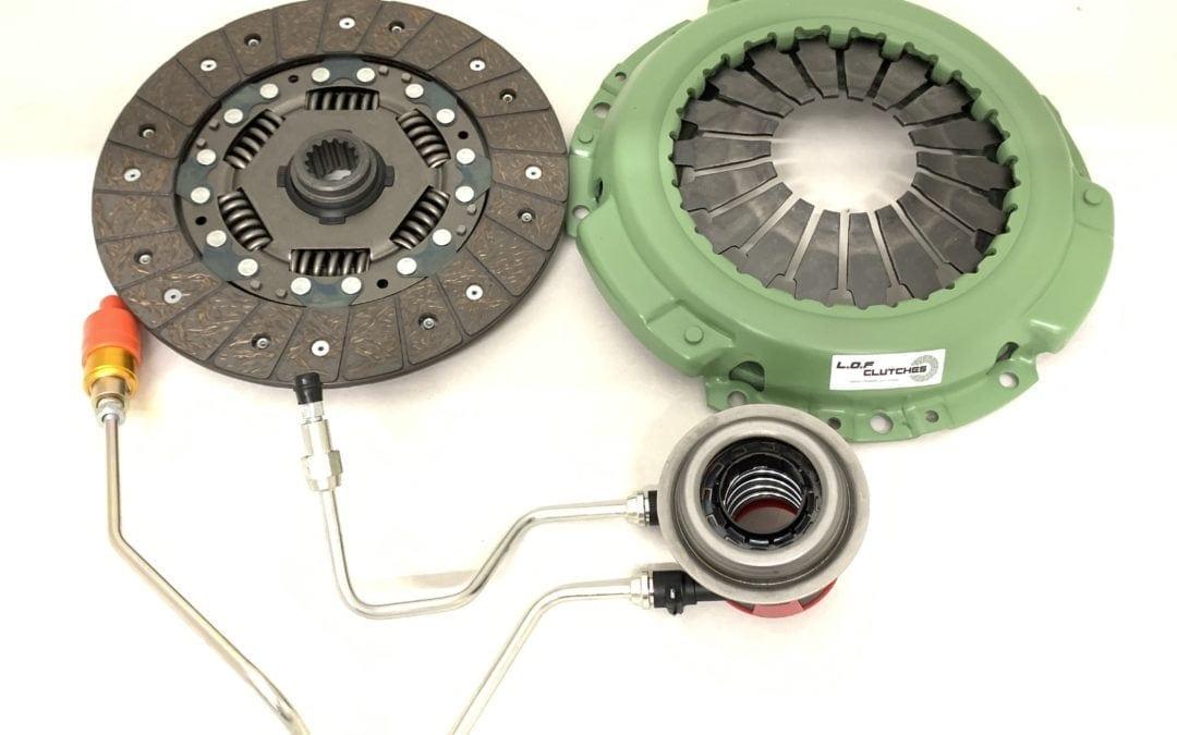 NEW clutch kit! Freelander TD4 2.0 MK1 clutch kit, now in stock!