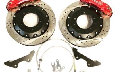 16″ Wheel EXTREMEspec brake kits now finished!