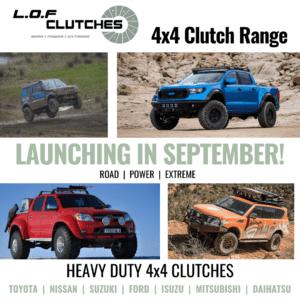 LOF 4x4 Clutch